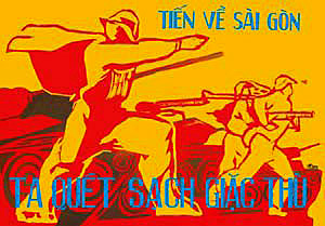 Vietnam Propaganda Posters